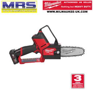 MILWAUKEE M12FHS-602X BATTERY HATCHET PRUNING CHAIN SAW - M12 - 4933472213