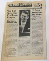Current Events America's First School Newspaper Volume 80 Issue 16 Feb. 2, 1981