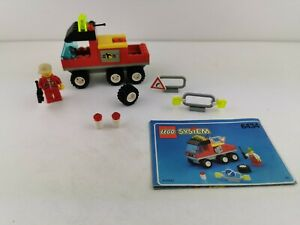 Lego® Classic LKW Service Auto für Straße aus 6434 Abschlepper