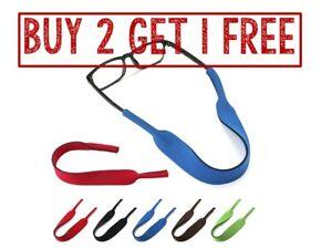 Outdoor Neoprene Glasses Rope Anti Slip Sunglasses Stretchy Sport Band Strap