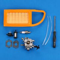 Carburetor Tune Up Kit For Stihl BR600 BR500 BR550 Backpack Blower Zama C1Q-S183