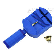 Watch Band Link Pin Remover Strap Bracelet Adjuster Repair Kit Tools Watchmaker