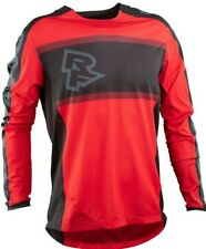 Race Face Ruxton Long Sleeve Jersey Large Rouge Red