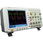 Owon TDS8204 200MHz, 2GS/s, 4 Ch Touch Screen Digital Oscilloscope