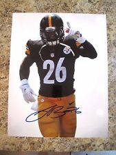 LEVEON BELL PITTSBURGH STEELERS SIGNED AUTOGRAPHED 11X14 PHOTO #3 W/COA