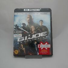 G.I. Joe: Retaliation (2018) / 4K UHD + 2D + 3D