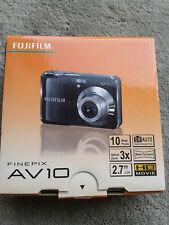 Fuji Film Digital camera FinePix AV 10