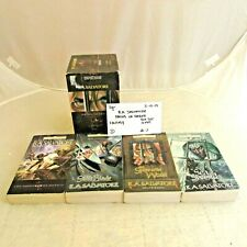 R.A. Salvatore / Forgotten Realms / Paths of Darks / Box Set of 4 / 51519