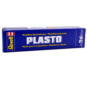Revell Plasto Model Filler Modelling Body Putty Plastic Kit Gap Fill Tube 25ml