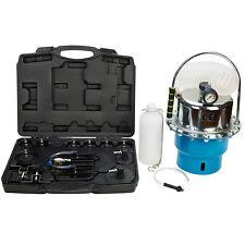 Pneumatic Air Pressure Brake Bleeding Kit Brake Oil and Fluid Extractor Bleeder