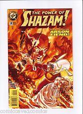 Power of Shazam #2 Near Mint-(9.2)