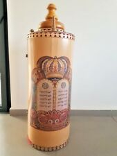 Sefer Torah Case Used In Very Good Condition for a 60 - 70cm. Scroll from ISRAEL