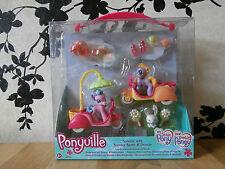 My Little Pony Ponyville ✿ SCOOTIN' WITH SCOOTER SPRITE & DAISYJO ✿ NIB MIB NEW