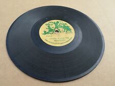 """Pied Piper 7"""" double sided 78 rpm record, No P-21 Side A and Side B recorded"""