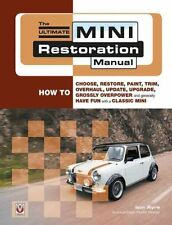 The Ultimate Mini Restoration Manual by Iain Ayre 9781845841164