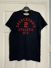 mens abercrombie and fitch Medium Muscle Fit T Shirt