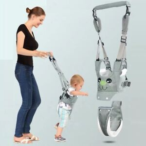 Children Learning to Walk Baby Harness Backpack Child Harness Suitable for 6-24