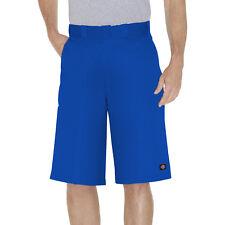 "Dickies Royal Blue Work Short 42283 13"" Loose Fit Multi Pocket  Sizes 30 to 44"
