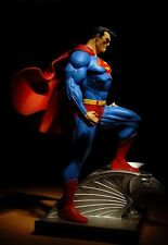 Full Size SUPERMAN STATUE Jim Lee HUSH 1st Limited Edition batman first figure 1
