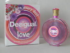 DESIGUAL Love  100ml eau de toilette Spray