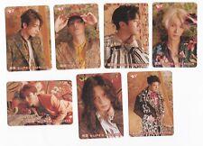 Korea K-POP Super Junior DongHae SiWon YeSung EunHyuk LeeTeuk HeeChul 7 card