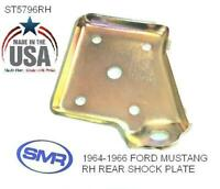 1964 1965 1966 Ford Mustang RH Rear Leaf Spring Rear Shock Mount Plate USA MADE