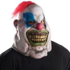 El Gordo Halloween Big Nasty Creepy Carnival Freak show Clown Mask