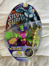 Marvel Comics Silver Surfer DRAX THE DESTROYER Cosmic Power Figure 1997 ToyBiz