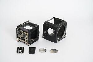 Hasselblad 500CM Body Black for parts or repair 500 CM Camera