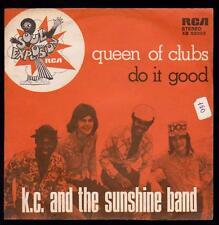 KC AND THE SUNSHINE BAND DISCO 45 GIRI QUEEN OF CLUBS - RCA XB 02002