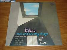 Blues rock & country things   LP SIGILLATO