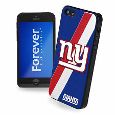New York Giants FC IPHONE 5 hard cell phone case w/3D Silicone Back