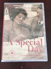 A Special Day Dvd With Sophia Loren Brand New Never Been Used