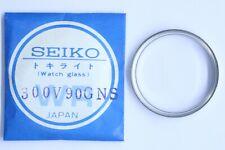 Seiko SA0W39AA 00 Vetro Crystal Glass Uhrenglas Verre NOS Original per 2409-3000