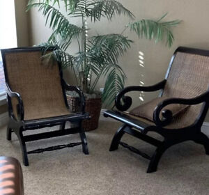 Plantation Lounge Chairs