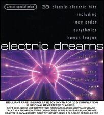 Best Greatest 80's Synth Pop Hits 2CD Visage Ultravox Soft Cell Yazoo OMD Japan