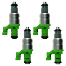 Set of 4 GB Remanufacturing Fuel Injectors for Saab 9-3 2.0T Arc Aero Vector
