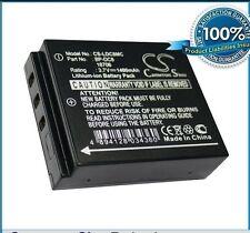 1400mAh Camera Battery For LEICA X1 (p/n 18706, BP-DC8, EA-DC-8)