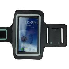 Black Sports Running Gym Armband Arm Band Case for Samsung Galaxy S5 S4 S3 S2