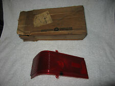NOS Mopar 1964 Dodge Wagon Left Tail Light Lens