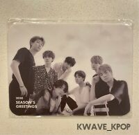 BTS 2020 SEASONS GREETINGS [BLACK and WHITE MOUSE PAD] OFFICIAL GOODS NEW