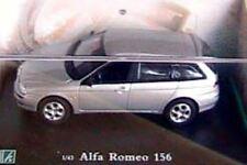 ALFA ROMEO 156 GRISE OLIEX NEUVE 1/43 ITALIA GREY MILAN CARARAMA GREY GRIGGIO