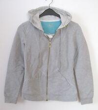 UNLIMITED  Damen Hoodie Kapuzen Shirt Gr.36 grau