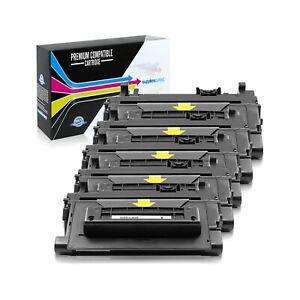 CC364A / 64A Compatible SO Toner Cartridge for HP LaserJet P4014 (Black,5 Pack)