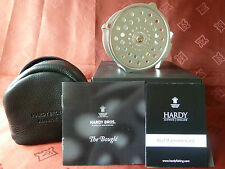 Hardy bougle 4 pollici Fly Fishing Reel-Made in England