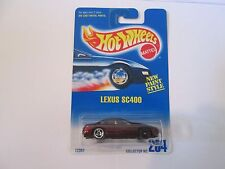 Hot Wheels Lexus SC400 #264 Wheel Error
