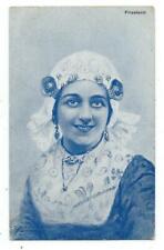 Netherlands Friesland W de Haan Carte Postale Briefkaart Postcard c.1911