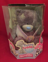 ME TO YOU TATTY TEDDY BLUE NOSE FRIENDS STORYTIME BOOK INTERACTIVE READING GIFT