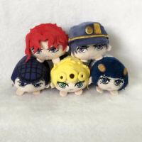 Anime JoJo's Bizarre Adventure Kakyoin Noriaki Plush Pillow Stuffed Doll Toy