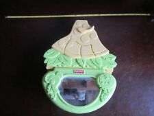 Fisher Price Rainforest Crib Mobile Replacement base mirror Giraffe Sounds work